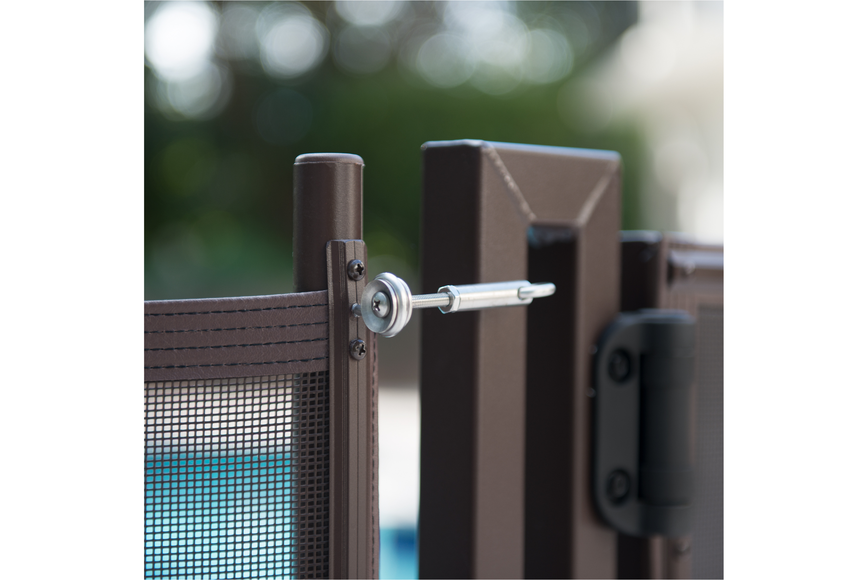 Perma Lock Stainless Steel Safety Latch Pool Fence Diy
