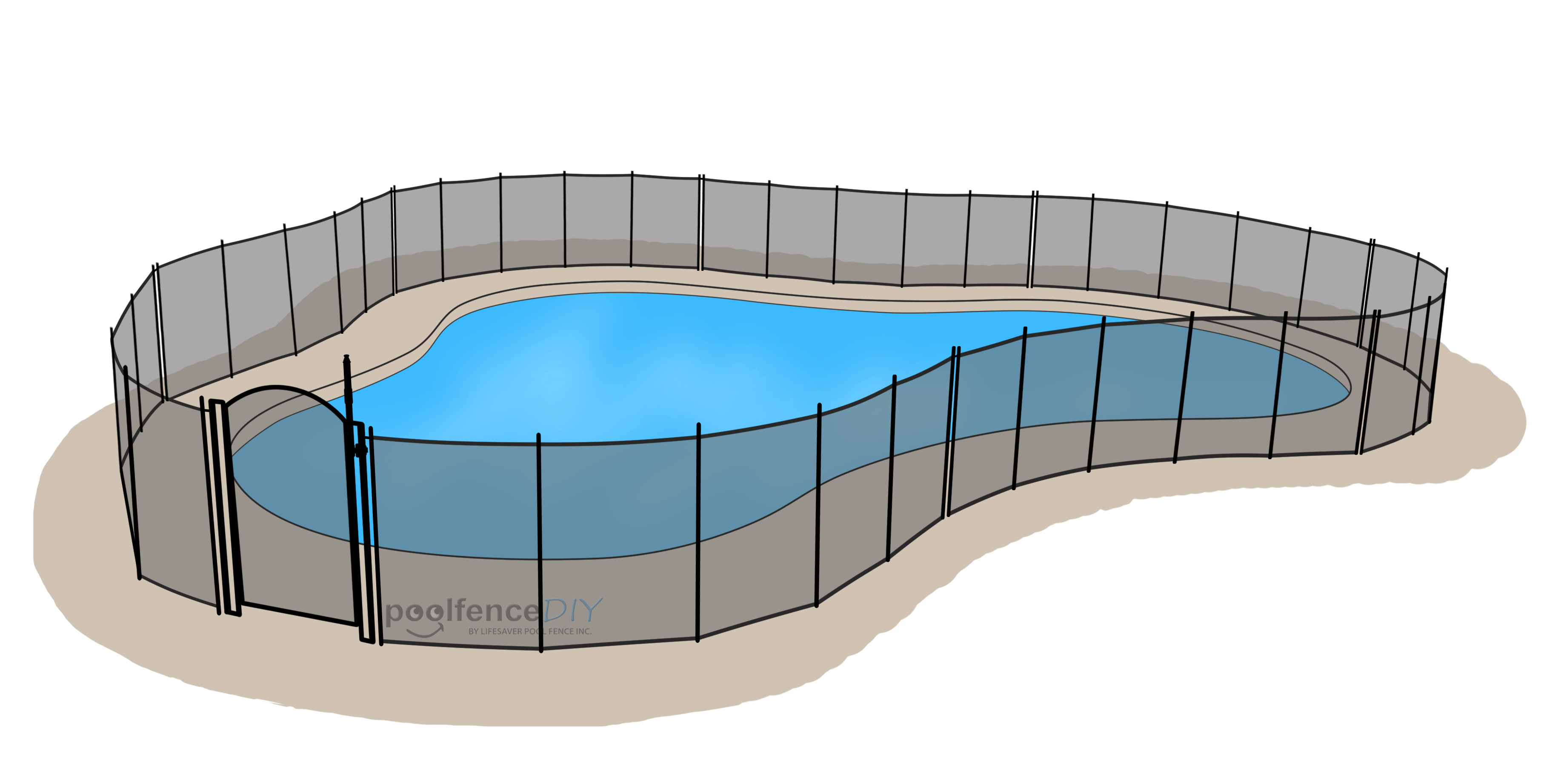 Pool Fence DIY | Do It Yourself Pool Fencing Made Easy